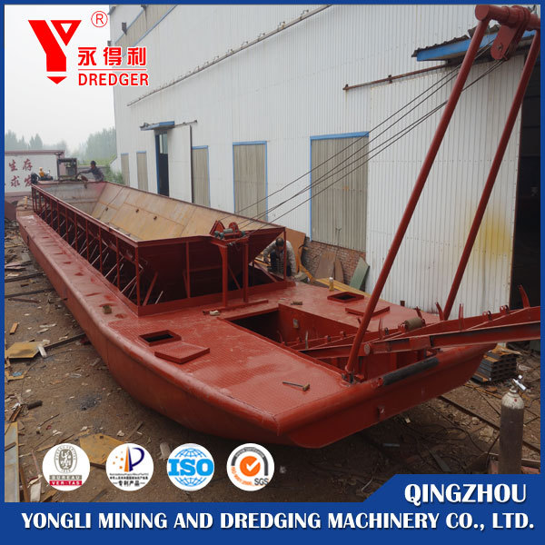 YongLi transportation boat / ship