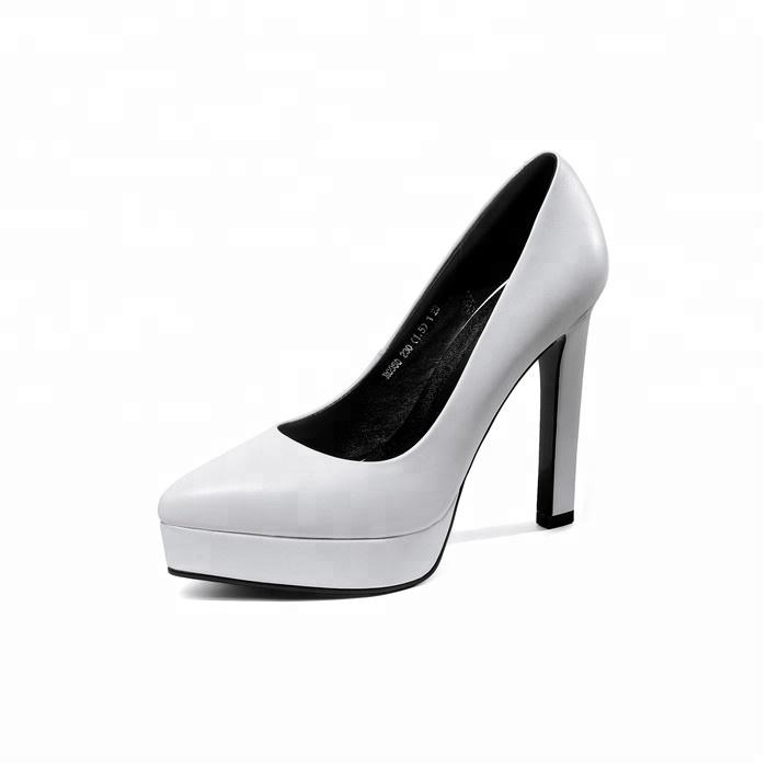 Fashion Pumps Platform Heel Pointed Best Women's Toe High Dress Classic EqxgHgwz