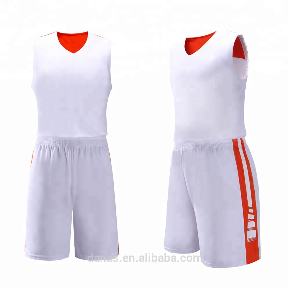 db1b5d139 China Customize Blank Basketball Jersey