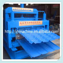 Trade Assurance Double Roofing Metal Sheet Roll Forming Machine, Machineries of China Supplier
