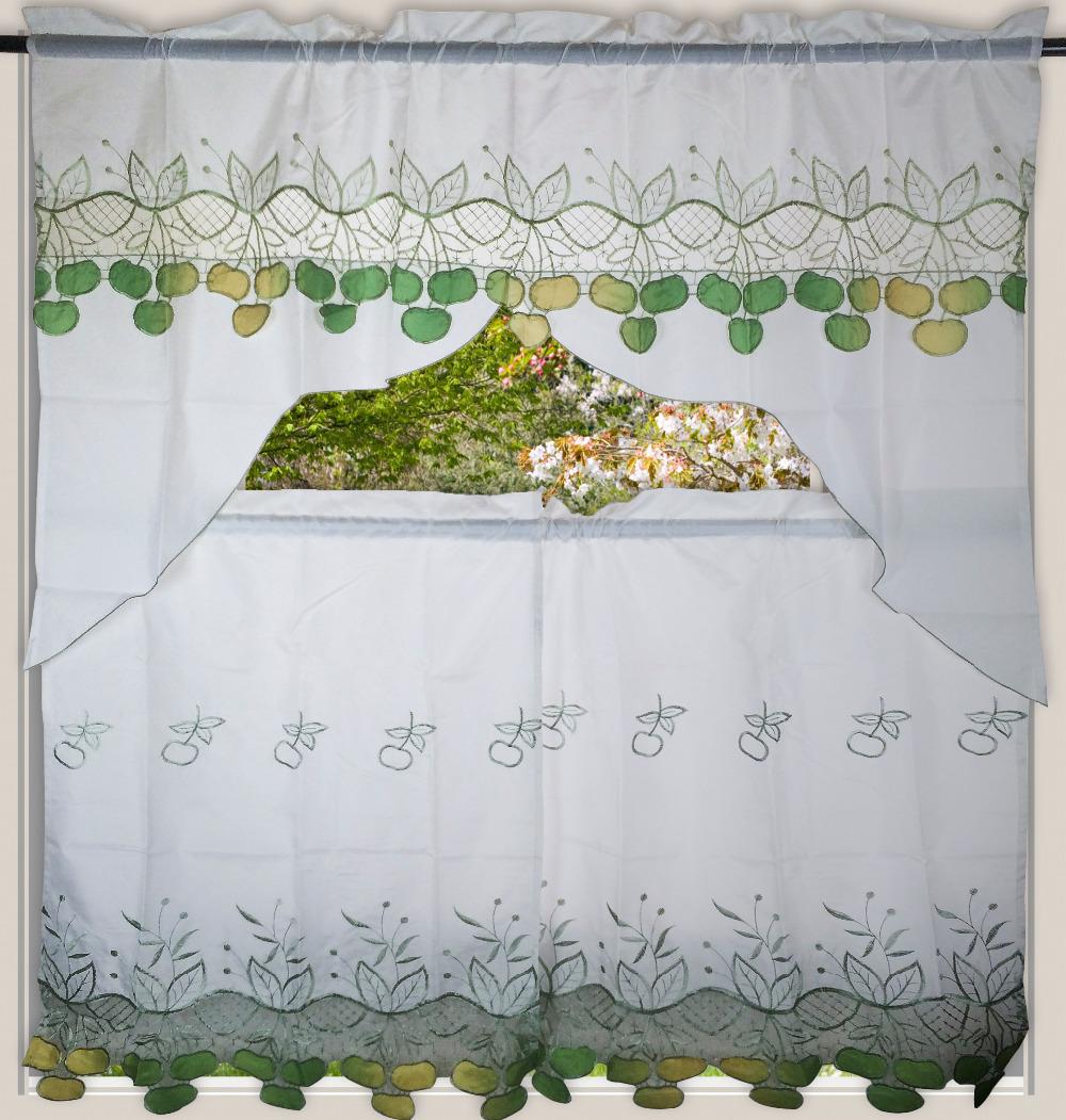Online Get Cheap Kitchen Curtains Valances Aliexpress Com