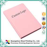 Low cost printing factory sales sewing binding full color spot UV exquisite notebook
