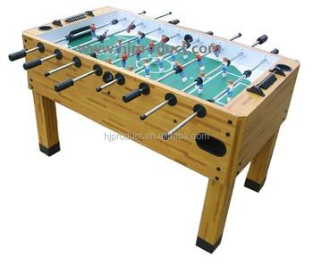 New Professional Heavy Duty Standard Size 55u0026quot; Kicker Football Soccer Table  Foosball Table Babyfoot