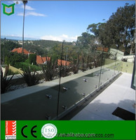 Glass Railing Glass Balustrade Glass Handrail By Alibaba China