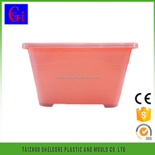 Eco-friendly good quality stackable plastic storage box
