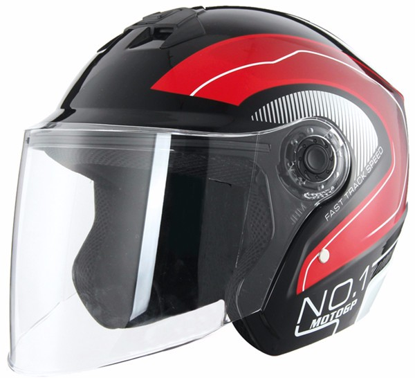 China hot sale yohe style motorcycle open face helmet for Bangladesh market