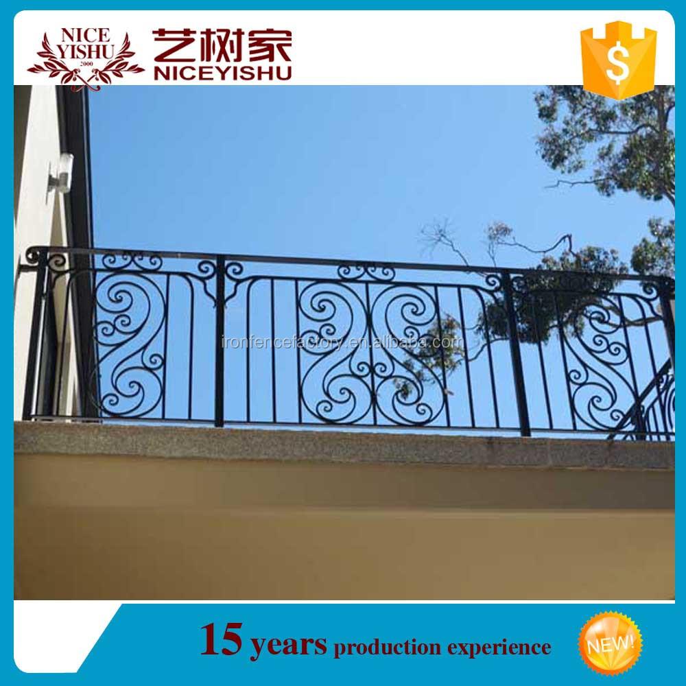 di disegno per balcone/portico ringhiere in ferro battuto/veranda ...