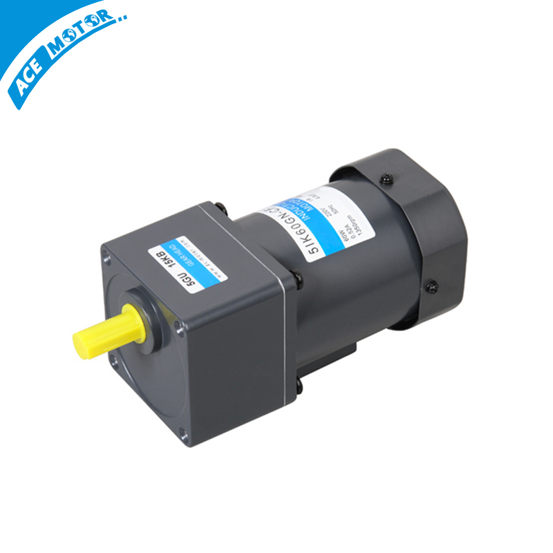DC motor 24v 120w, with optional Gearbox, controller, brake, encoder