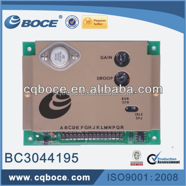 efc controller 3044195 genset electronic governor
