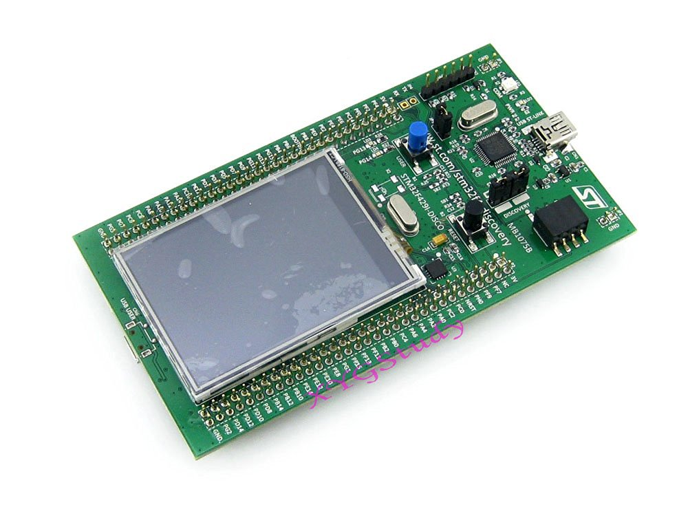 Buy 32F429IDISCOVERY STM32F429I-DISCO STM32F4 Discovery Kit