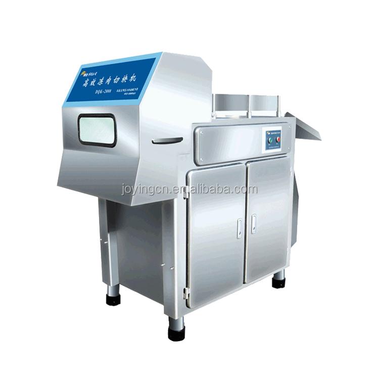 הוראות חדשות איכות גבוהה סלמון מכונה לחיתוך בשרשל יצרן סלמון מכונה לחיתוך בשר ב IU-64