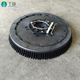 High quality rotary circular floor cleaning brush/floor scrubber brushes