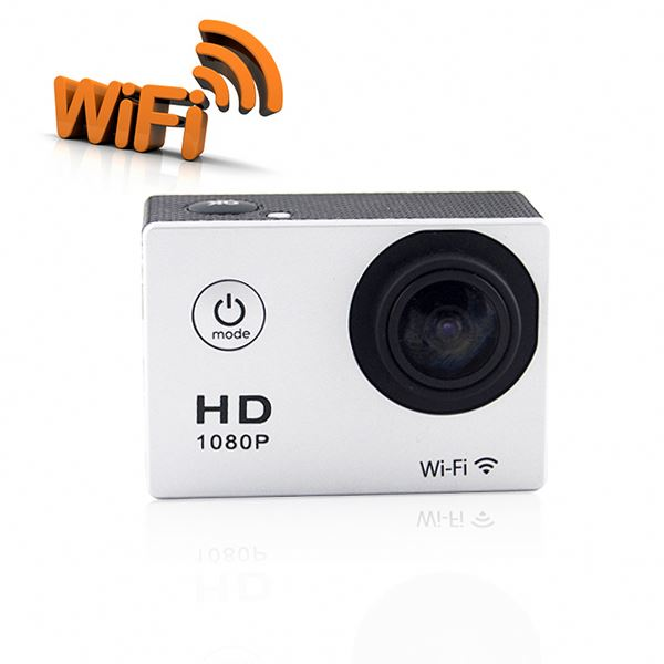Newest design 170 wide angle sj4000 waterproof action cam wifi best high definition camcorder