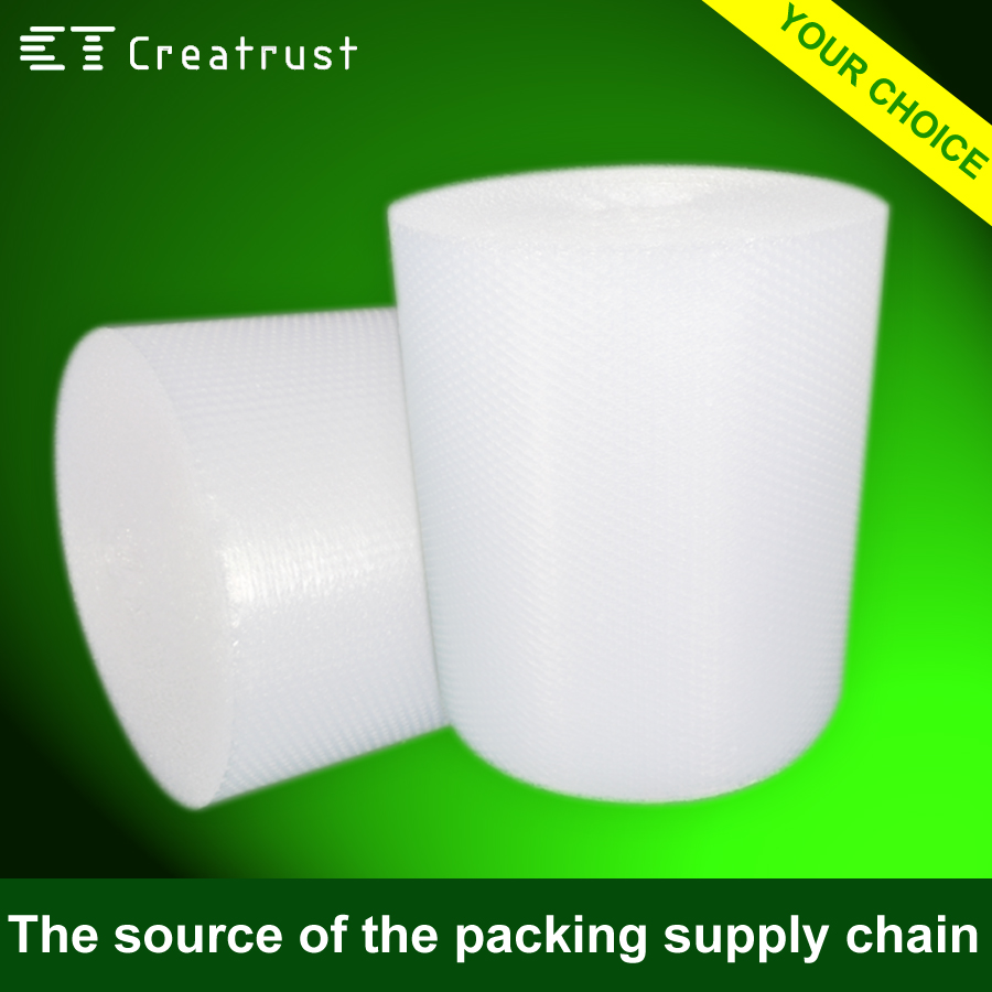 Protective bubble film bubble roll Type PE Material wrap air bubble plastic roll