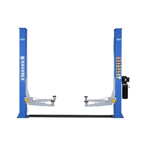 HTL2040 easily used 2 post car lift with dual side manual release for sale