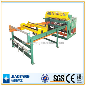 machines for making cages/ bird cages mesh welding machine