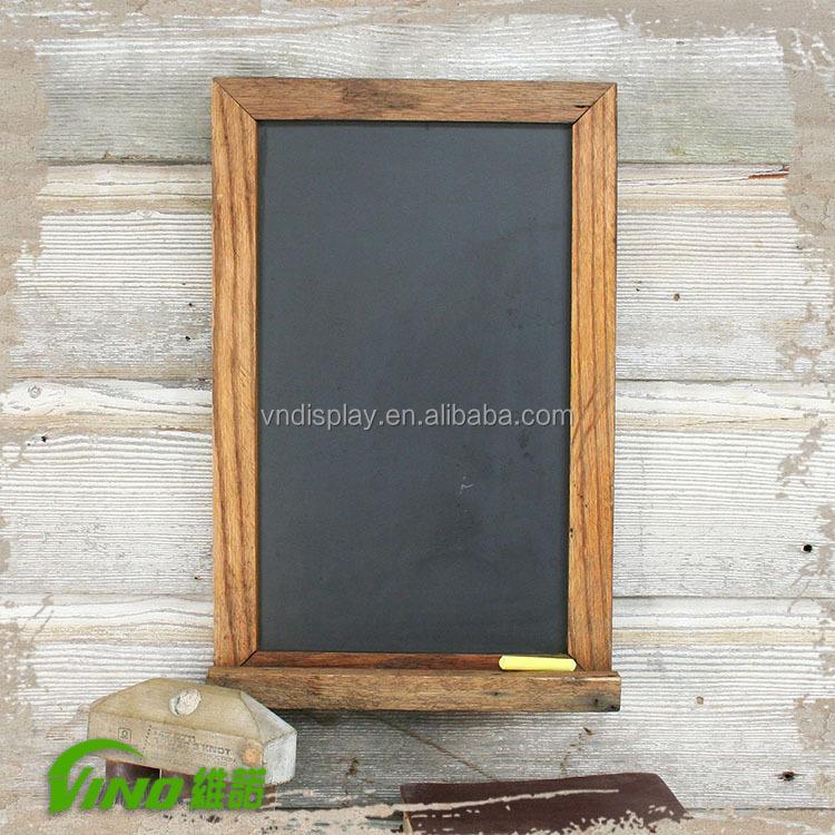 Vintage Slate Chalkboard,Oak Framed Chalkboard,Antique Chalkboard ...