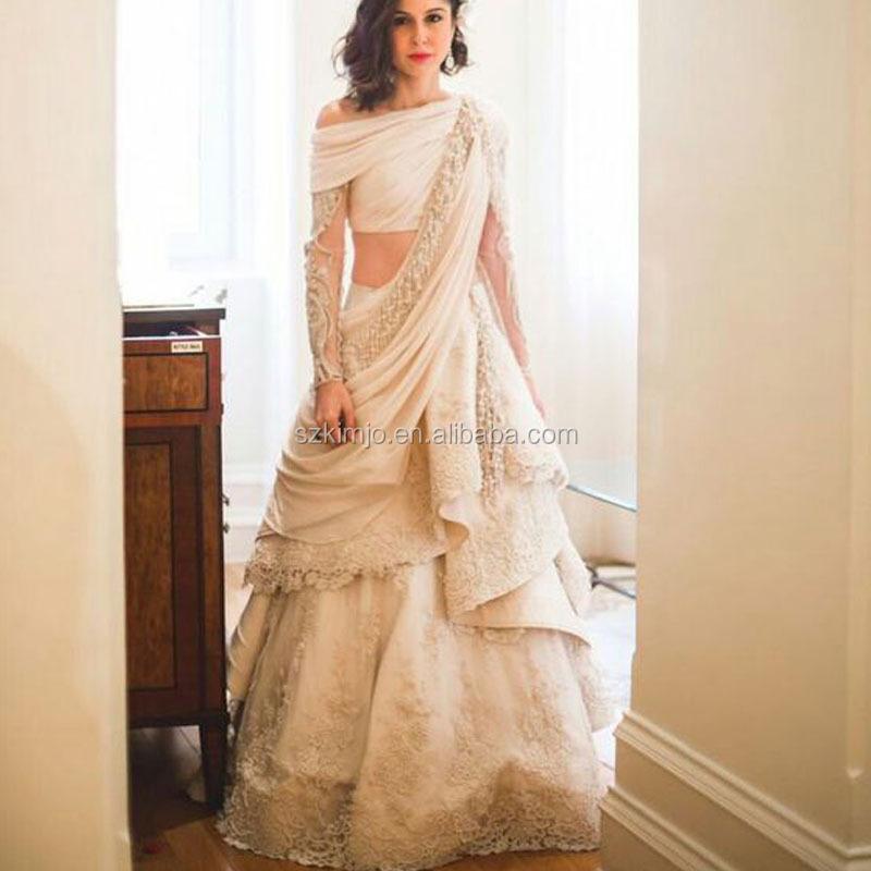 Venta al por mayor vestidos de novia indio-Compre online los mejores ...