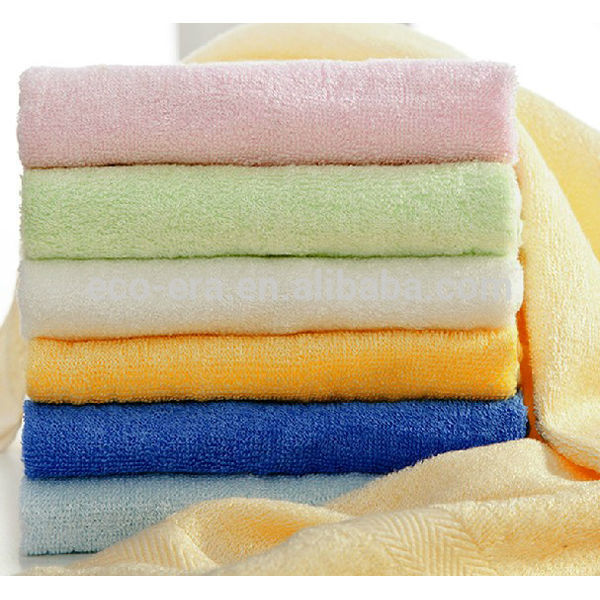 Eco Friendly Bamboo Products Wholesale Bath Towels Bamboo Towel Custom Embrodiery Design Your <strong>Logo</strong> Order From 100 Pieces