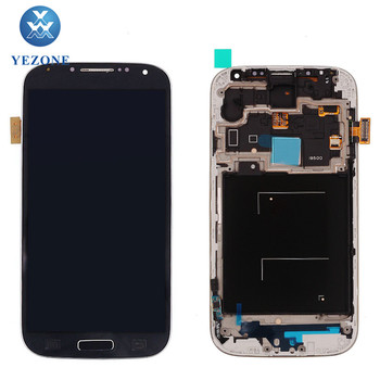 For Galaxy S4 gt-i9500 LCD Screen And Digitizer Assembly, For Samsung Galaxy S4 gt-i9500 LCD Touch Screen, S4 LCD I9500