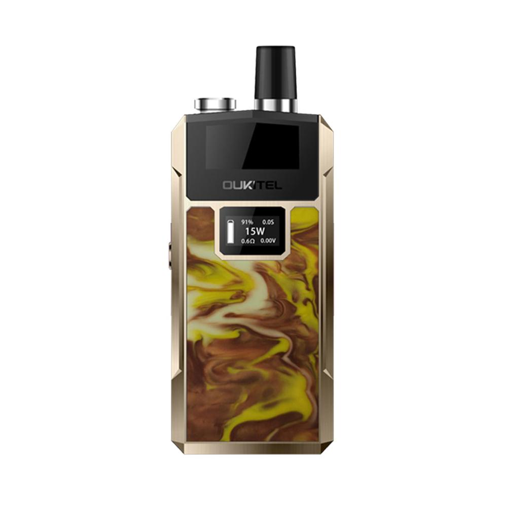 2019 New Hot Oukitel Bison Starter Kit 2ml Pod with LED Display фото