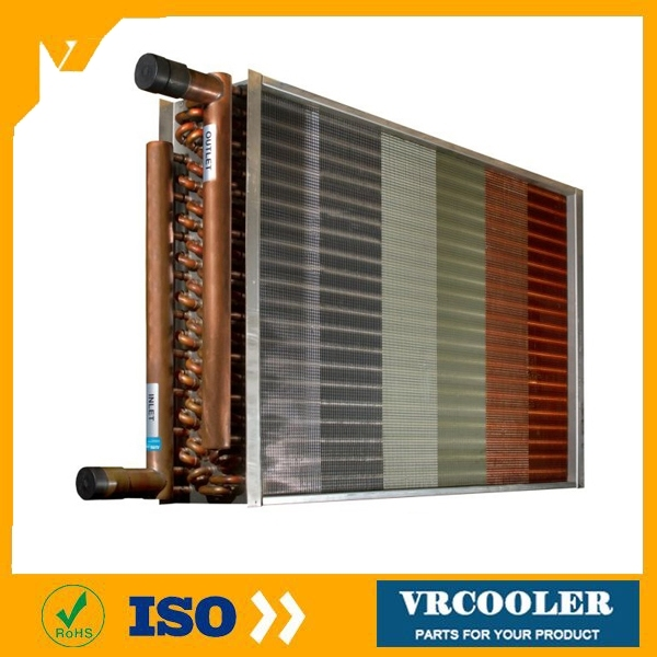 Roof Heating Coils Steam Heat Recovery Exchanger
