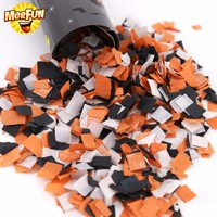 Sale party items for kids halloween party poppers crepe paper streamer