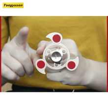 Factory price finger fidget spinner toys for adults Gyro Bearing toy wind spinner parts