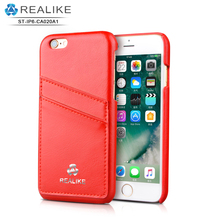 Luxury back cover leather mobile phone case for iphone 6,hybrid pc for iphone 6 leather case