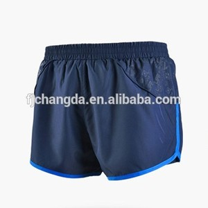 100% nylon men running shorts