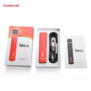 China supplier hot pod ecig rechargeable battery no leaking ecig