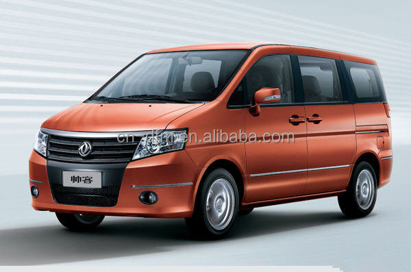 Dongfeng New Design Succe Car,Business vehicle,Van/Mini Bus Oman