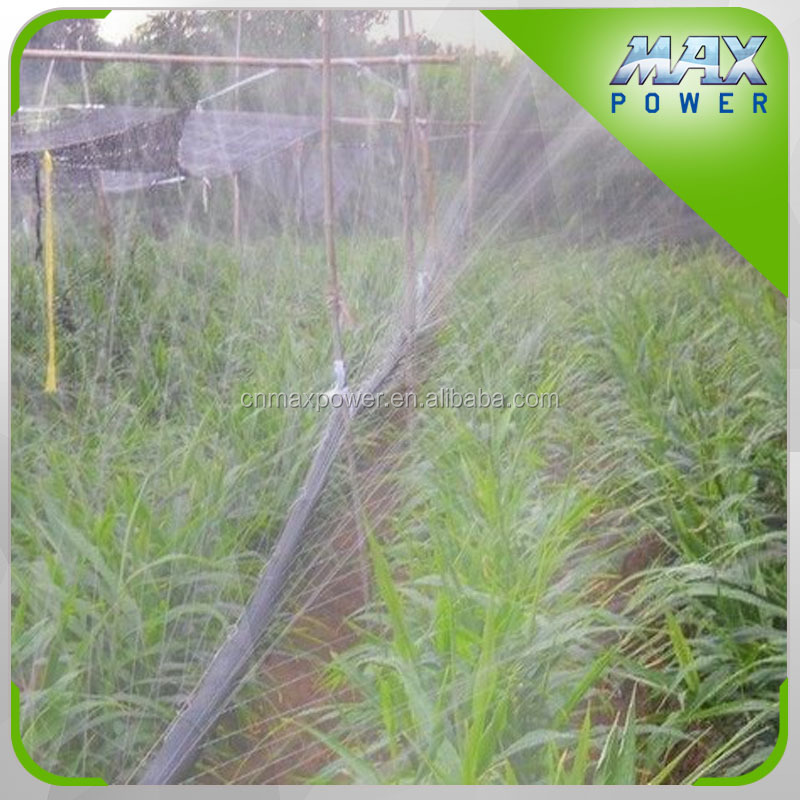 Hot sale agricultural greenhouse Mist Irrigation Soak Spray Tube