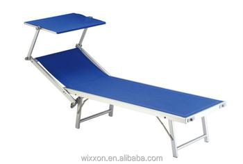 Aluminum Frame Zero Gravity Lounge Chair