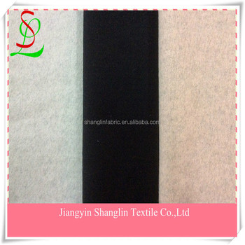 100% Wool Double- Faced Cashmere Knit Fabric For Coats - Buy ...