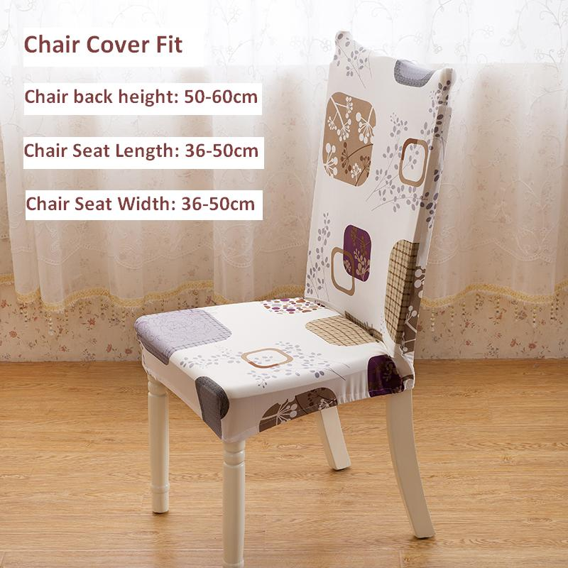 universal chair cover super elastic restaurant chair cover office computer seat covers stoelhoes. Black Bedroom Furniture Sets. Home Design Ideas