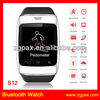 Multi Color 1.55'' Bluetooth Smart Watch 2013 For Iphone/Android Phones