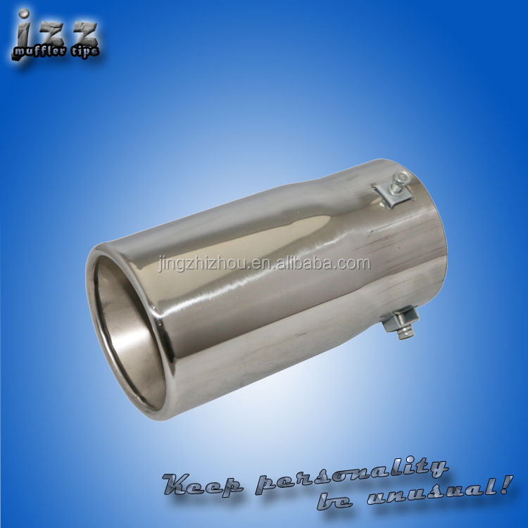 JZZ high quality auto parts stainless steel exhaust mufller for bmw e36/ford transit/bmw e46/mercedes exhaust