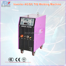Inverter AC / DC Pulse TIG Welding Machine