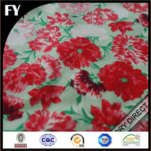 Your Own Design Digital Printing Floral Fabric Absolutely 100% Cotton Material