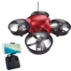 Mini rc drone Wifi FPV drone Plane DM104S 2.4G headless 3D roll quadcopter with HD camera