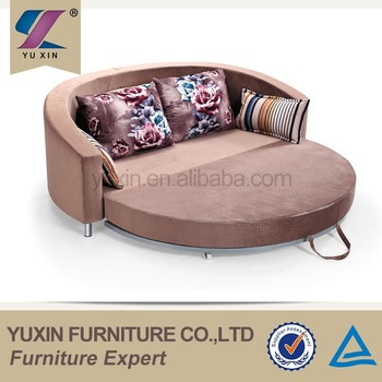 Semicircle Arch Round Luxury Sofa Bed - Buy Semicircle Arch Luxury ...