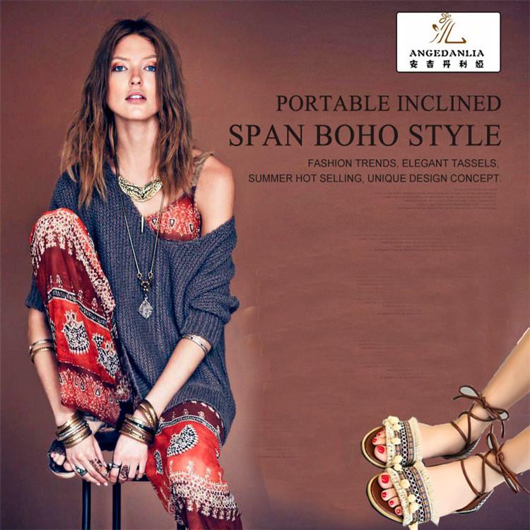 87ed6a3f514f0e Wholesale China 2018 New Design Summer Flat Women Sandals - Buy ...