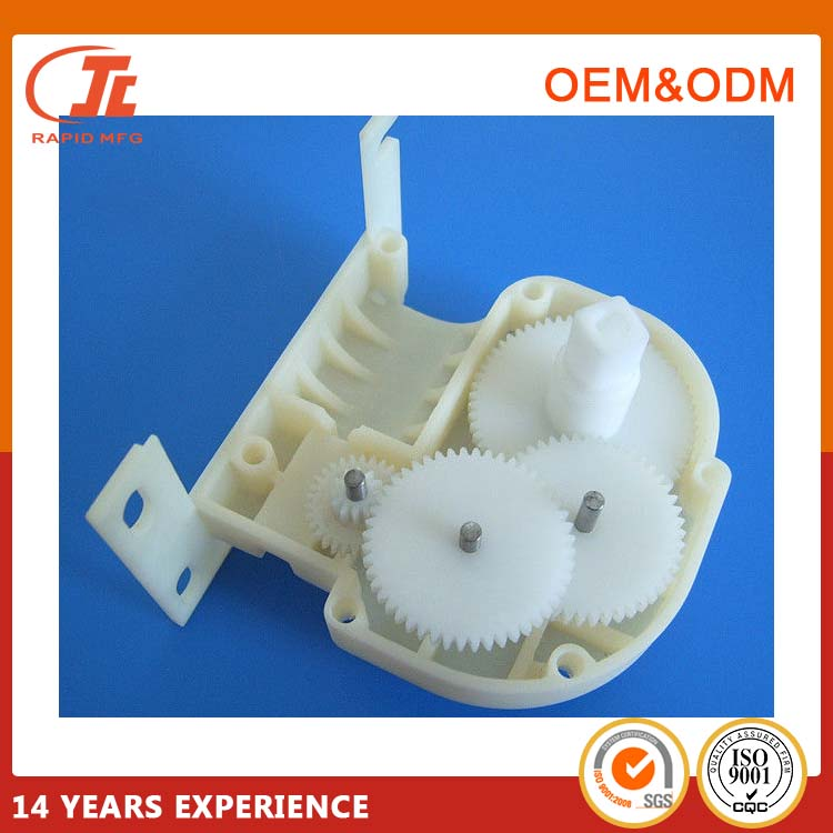 plastic CNC Milling Gear Prototyping in China