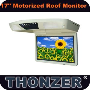 17'' Motorized Roof LCD Monitor (TZ-R1702)
