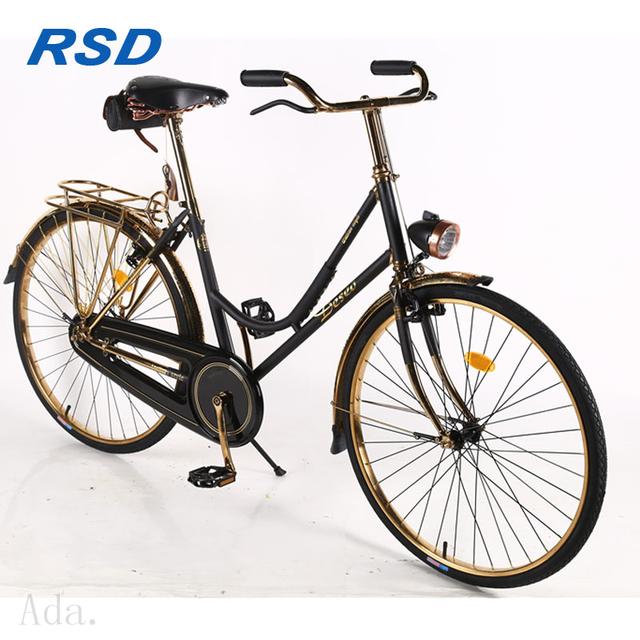 "1 Air CTS 26/"" 1 3//8 citybike Holland Black 1 Tire 26 1 3//8"