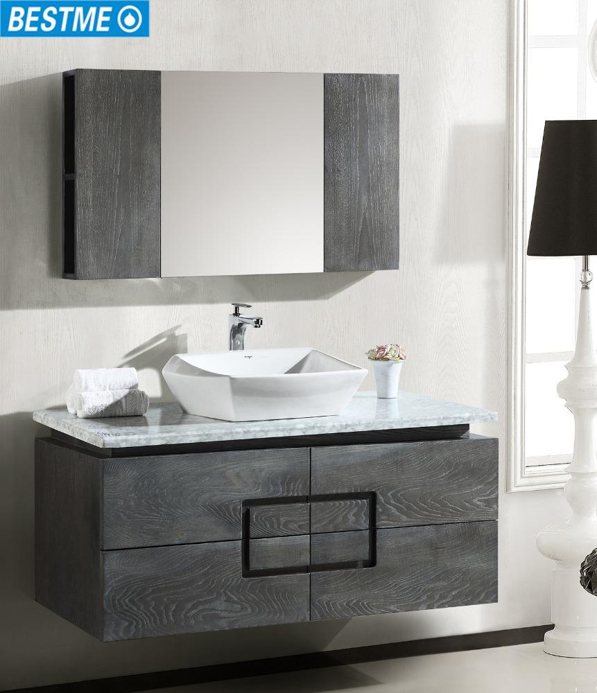 Thailand Oak Wall-mounted Bathroom Cabinet, Thailand Oak Wall ...