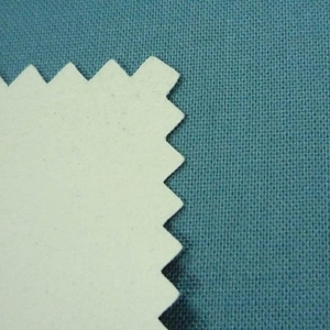 0.6mm Blue Nitrile Impregnated fabric / Coated From One Side