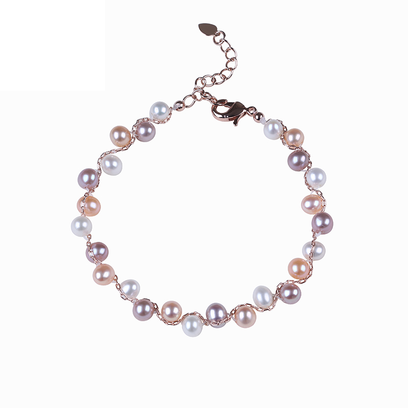 Fashion cultured freshwater pearl bracelets Gifts <strong>Crafts</strong>
