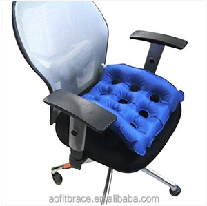 Pain Free Air Cushion car seat cushion for Patients Wheel Chair Seat